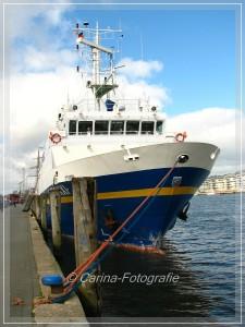 Schiff aus Polen